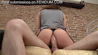 First, Face, Submission, Dominate, Sitting, Femdom domination
