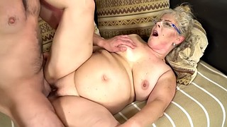 Chubby, Riding, Granny bbw, Lick, Bbw riding, Cleaning