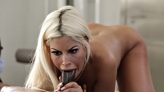 Blonde, Ebony milf, Bridgette, Big black, Bridgett b, Black hair