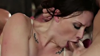 Chanel preston, Preston, Big tits threesome, Fmm