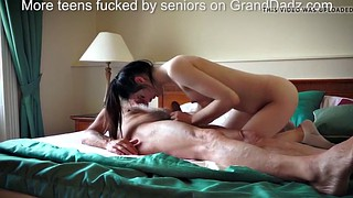 Teen, Granny blowjob, Teacher sex, Sex teacher, Granny seduce, Teen young