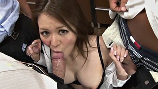 China, Big tits, Japanese boss, Japanese office, Japanese creampie, Japanese handjob