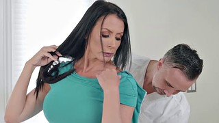 Reagan foxx, Foot, Reagan, Milf massage, Oil massage, Mature massage