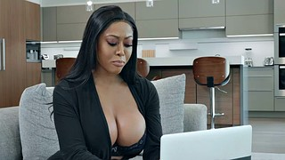 Moriah mills, Massive tits, Ebony big tits, Moriah, Big black tits, Massive boobs