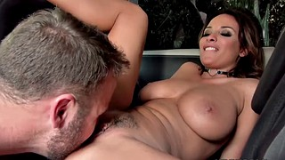 Car, Chubby anal, Pick up, French anal, Car sex, Kate
