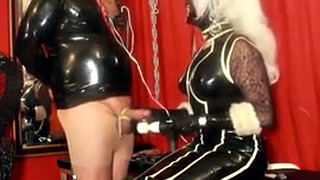 Latex, Tv, Latex bondage, Fashion, Foot mistress, Latex bdsm