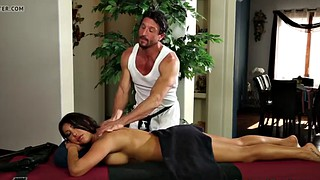 Milf massage, Lonely, Policewoman, Big tits massage, Tits massage, Finally