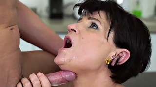 Grandma, Mature blowjob, Mature handjob, Mature hd, Granny hd, Mature facial