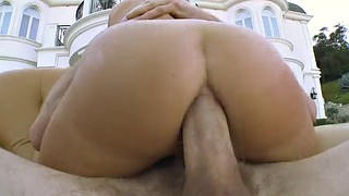 Passionate, Pov sex, Outdoor anal, Passionate milf, Outdoor milf, Tattooed anal