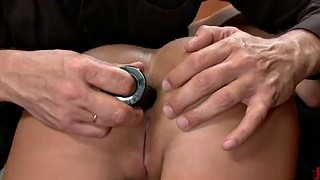 Enema, Deep anal, Enemas, Vibration, Deep fuck, Vibrating