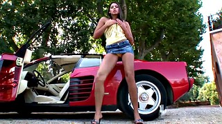 Toy, Car sex, Car masturbation, Fondle, Foot sex, Bombshell