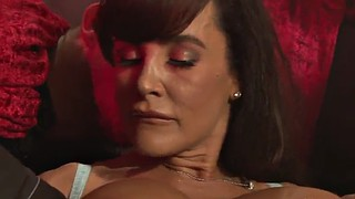 Anne, Double penetration, Orgasms, Ann, Lisa ann anal, Interracial orgasm