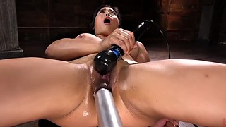 Orgasm, Chubby asian, Fucking machine, Asian chubby, Machines, Chubby girl
