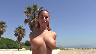 Chubby, Beach sex, Wild, Kyra hot, Cock flash, Flashing cock