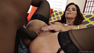 Milf anal, Big black ass, Blackzilla, Attack, Anal interracial, Giant cock