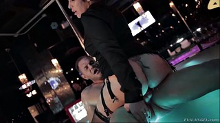 Brutal, Club, Mature orgasm, Strip club, Mature strip, Spanish mature