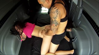 Spanking, Tied, Spanked, Helpless, In car, F m spanking
