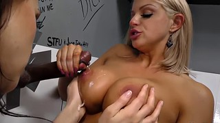 Gloryhole, Brooklyn chase, Chanel preston, Chubby anal, Big black ass, Preston