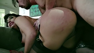 Milf, Office, Latina milf, Mercedes, Big booty latina, Job interview