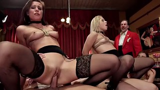 Group sex, Submissive, Submission, Tied fucked, Missionary sex, Party orgy