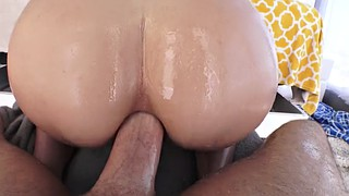 Pov anal, Giselle palmer, Giselle, Round, Round butt, Butt anal