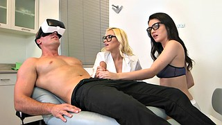 Virtual, Machine, Fantasy, Marsha may, Patient, Quinn