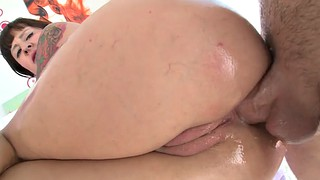 Prolapse, Anal prolapse, Dolly, Tattooed, Intense, Gaping anal