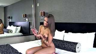 Small, Interview, Oiled, Liza, Casting amateur, Us
