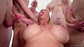 Leather, Alexis fawx, Fawx, Blonde big tits, Leather sex, Leather milf