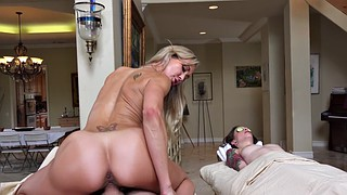 Brandi love, Brandy love, Cuckold pov, Table, Massage table, Brandi love massage