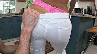 Big ass mom, Tease, Sexy, Sexy mom, Latina mom, Mom ass