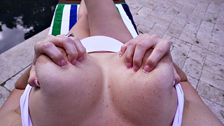 Melanie hicks, Big natural tits, Show, Melanie, Hicks, Huge natural tits