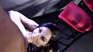 Deepthroat, Lea lexis, Bar, Romanian, Bbw fat, Bbw deepthroat
