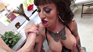 Deep, Dolly, Bombshell, Blowjob big tits, Dolly darko
