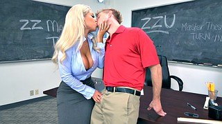 Big tits, Bridgette b, Spanish, Bridgette, Teacher student, Bridgett b