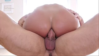 Ass fuck, Voluptuous, Houston, Bombshell, Ass anal, Milf fuck