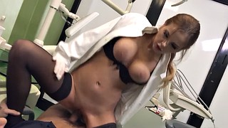 Doctor, Dentist, Patient, Candy alexa, Russian milf, Face riding