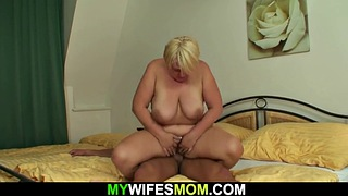 Cheating girlfriend, Mothers, Busty granny, Granny big tits, Granny riding, Big tits granny