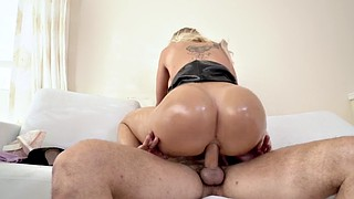 Assh lee, Tattoo, Latinas, Lee, Spanish anal, Riding anal