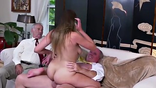 Farting, Granny threesome, Granny ass, Old farts, Big ass granny, Big ass threesome