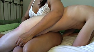 Mommy handjob, Massage blowjob, Mommy blowjob, Tit massage, Mommy massage, Caught milf