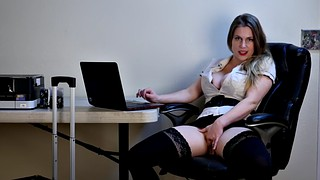 Virtual sex, Office, Virtual, Virtual sex pov, Virtual pov, Office sex