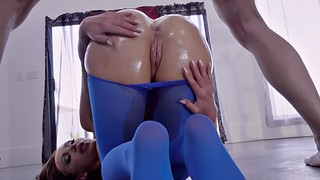 Pantyhose, Nikki benz, Pantyhose anal, Pantyhose fetish, Benz, Pantyhose blowjob