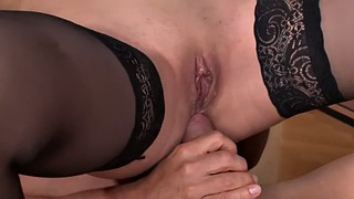 Double penetration, Office anal, Darling, Not, Dick, Anal double