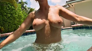 Jodi west, Jodi, Jodie west, Jody west, Blonde mature, Jody