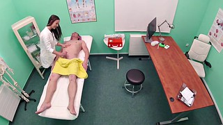 Czech massage, Fake hospital, Fake doctor, Hospital, Fakings, Massage czech