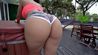 Ass, Rose monroe, Show ass, Ass showing, Showing off, Big ass show