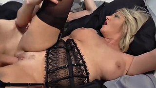 Mom and son, Young, Son fuck mom, Old and young, Son and mom, British mature