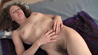 Rough, Clit, Curly, Hairy masturbation, Curly hair, Clit orgasm