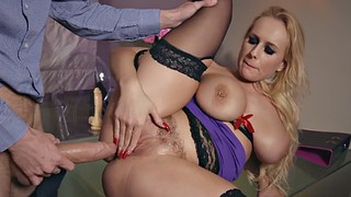 Czech, Angel wicky, Busty blonde, Pound, Czech busty, Busty office